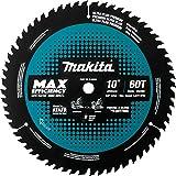 Makita B-66961 10' 60T Carbide-Tipped Max Efficiency Miter Saw Blade
