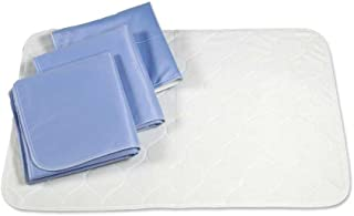 Sahara Extra-Absorbent Washable Underpad, White, 24x36 in., Each