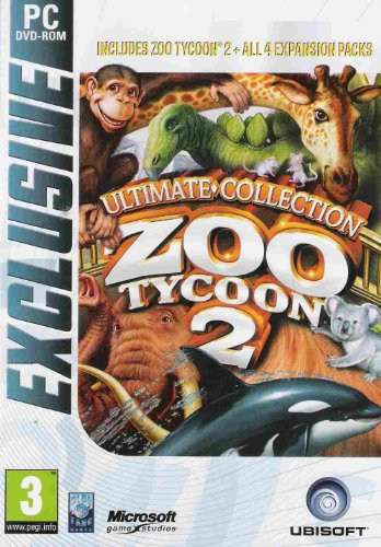 Zoo Tycoon 2 Ultimate Collection PC