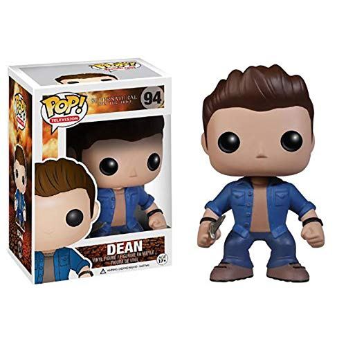 QToys Funko Pop! Supernatural #94 Dean Chibi