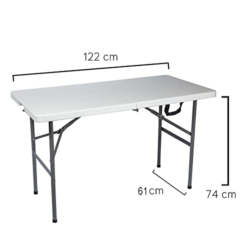 Mesa Plegable terraza: Amazon.es