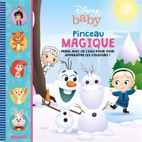 Disney Baby - Pinceau magique (Olaf)