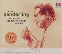 Kurt Sanderling conducts Bruckner, Shostakovich & Mahler by Bruckner (2008-03-04)
