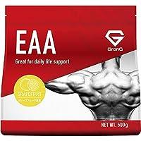 GronG(グロング) EAA 必須アミノ酸 グレープフルーツ風味 500g