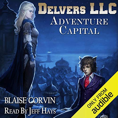 Delvers LLC: Adventure Capital Titelbild