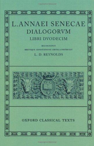 Dialogi (Oxford Classical Texts)