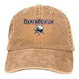 viata sock Five Finger Death Punch Classic Denim Baseball Cap Deportes personalizados Papá Sombrero Personalizado Regalos de Cumpleaños