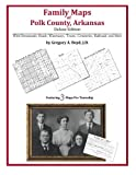 Family Maps of Polk County, Arkansas