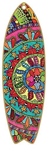 Verano Tabla De Surf placa de PVC signo 5 'x 16'