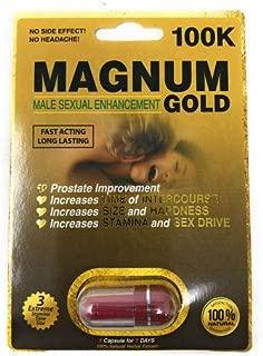 Best magnum gold pill Reviews