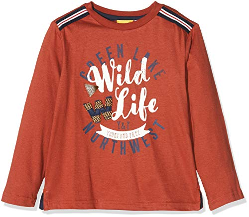 Chicco Boy's T-Shirt Maniche Lunghe Kniited Tanktop