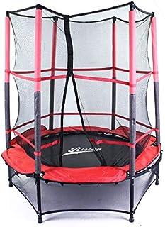 comprar comparacion Riscko Cama elástica con Red Protectora trampolín de 140 cm de diámetro y 155 cm de Altura