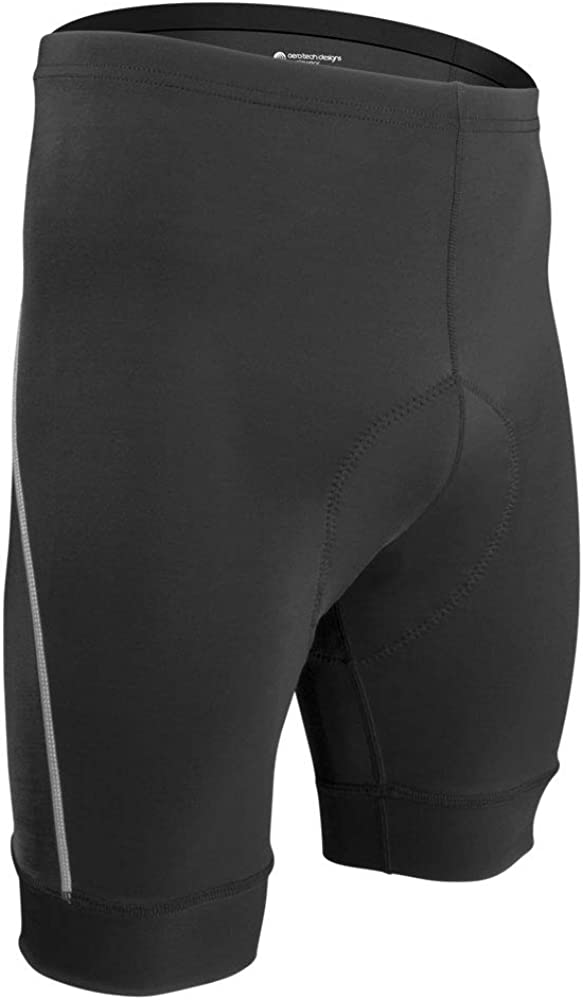 Aero Tech Big Man's Gifts Clydesdale Deluxe Cycling - Shorts USA The Made in