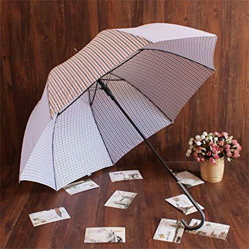 Giow Tausende von Vögeln Muster Prinzessin Umbrella Sunny Umbrella Laterne Pilz Langstieligen Regenschirm