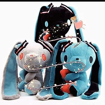 Hatsunee Miku Gloomy Bear Bunny Plush Gloomy Rabbit Soft Plush Animal Doll Toy Home Decoration Anime 3pcs