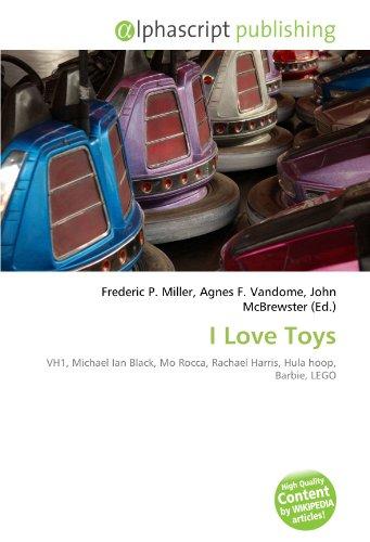I Love Toys: VH1, Michael Ian Black, Mo Rocca, Rachael