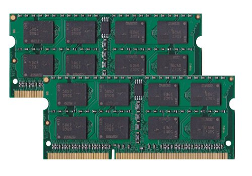 DDR3 PC3-8500(DDR3-1066) SO-DIMM 8GB×2枚組 ノートPC用メモリ mac対応