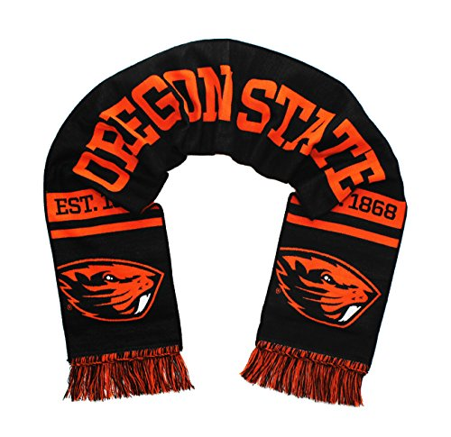 Tradition Scarves Oregon State Beavers Scarf - OSU Oregon State University Classic Woven