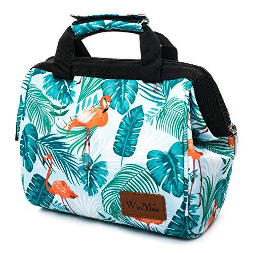 winmax Tasche für Lunch,7L Kühltasche Lunchtasche,Isoliert Lunch Bag für Erwachsene Männer Frauen,Tragbare Thermotasche für Büro/Schule/Picknick