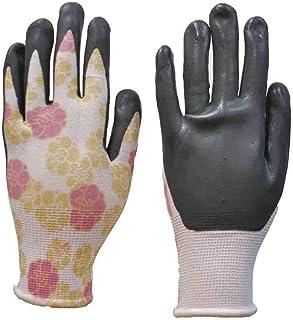 ダンロップ ホームプロダクツ 園芸用 手袋 マイリトルガーデン さくら M 背抜きタイプ おしゃれ ガーデニング