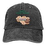 Hdadwy Get A Kris-PY Kre-Me Don-UtCowboy Hat Gorra de béisbol Retro Lavable Ajustable de algodón