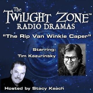 The Rip Van Winkle Caper cover art
