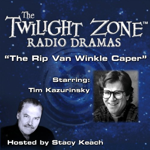 The Rip Van Winkle Caper audiobook cover art