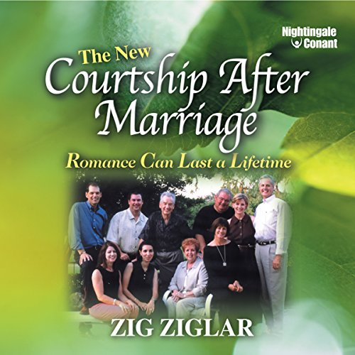 The New Courtship After Marriage audiobook cover art