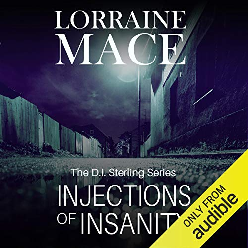 Injections of Insanity audiobook cover art