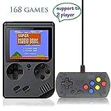 Consoles De Jeux Portable console de jeu Retro FC avec 1 Joystick PCS pour deux...