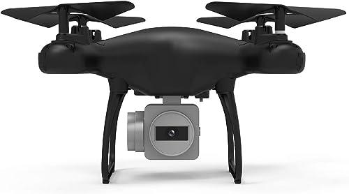 más vendido KAIFH Drone 1080P Cámara Gran Gran Gran Angular Quadcopter Control Remoto Aeronave De Tiempo Fijo Tiempo Real En Tiempo Real Fotografía Aérea Presión Constante Aterrizaje De Emergencia Modo Sin Cabeza,1  calidad fantástica