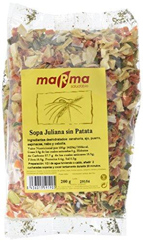 Bionsan Sopa Juliana sin Patata - 200 gr