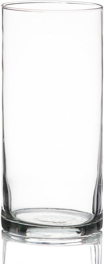 Eastland Cylinder Fresno Mall Vases 7.5