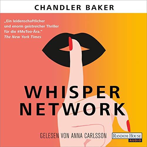 Whisper Network (German edition) cover art