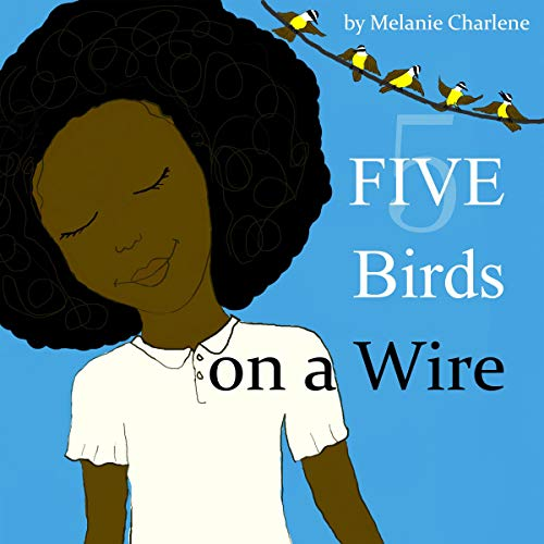 『Five Birds on a Wire』のカバーアート
