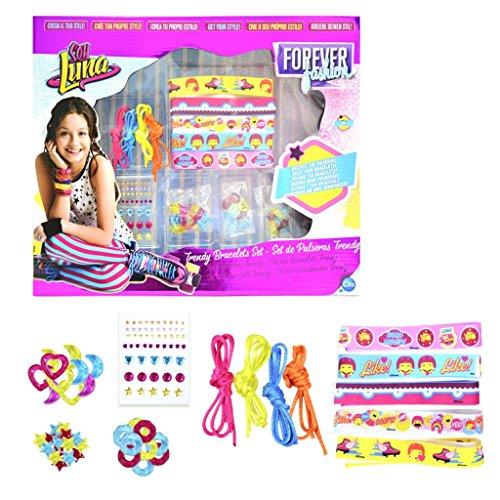 Cife 599386031 - Forever Fashion Set de Pulseras Soy Luna