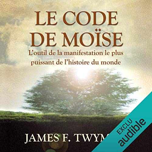 Le Code de Moïse audiobook cover art
