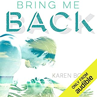 Bring Me Back audiobook cover art