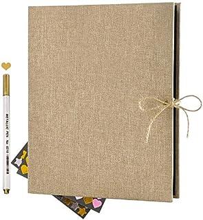 DIY Album Photo,Scrapbook,journal créatif, l'album de compagnie ,cadeaux de Noël d'anniversaire de la Saint-Valentin,anniv...