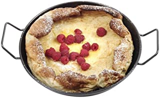 Norpro Nonstick Oven Dutch Baby/Paella Pancake Omelet Crepe Pan 11.5