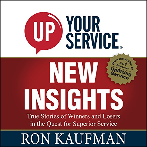 UP! Your Service New Insights cover art