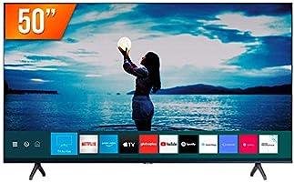 "Smart TV Samsung LED 50"" 4K UHD Crystal"