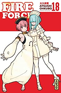 Fire Force Edition simple Tome 18