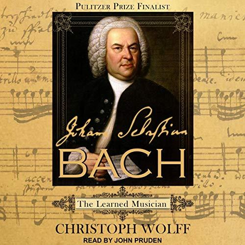 Johann Sebastian Bach cover art