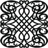 Creative Expressions - Estarcido para fabricación de Papel, diseño Decorativo, Color Beige