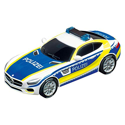 "Carrera Digital 143 Mercedes-AMG GT Coupe ""Polizei"""