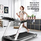 Zoom IMG-2 sportstech tapis roulant professionale f65