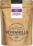 Sevenhills Wholefoods Mezcla orgánica de superalimentos - Super Verdes 400g