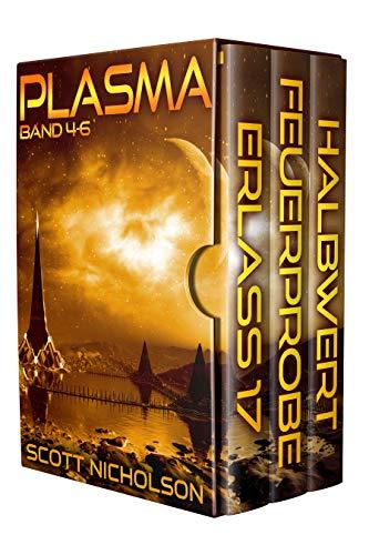 Plasma Box 2 (Band 4-6): Eine postapokalyptische Thriller-Reihe