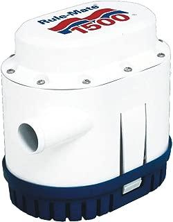 Rule-Mate Automated Bilge Pump